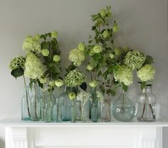 This would be nice on a table in there too if we have enough vases...