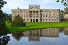 Lyme Park, Cheshire - The Peak District  Pemberley from Colin Firth's P