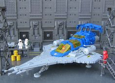 /by Legoloverman #flickr #LEGO #neo #classic #space