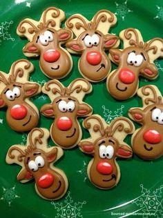 Reindeer cookie's