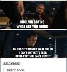 Wait...isn't that what happened? Age of Ultron trailer! (via tumblr post).