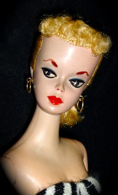 Oddities and Particulars - Barbie, Fashion Icon of the 60's