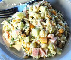 I Love Food, Good Food, Yummy Food, Salad Recipes, Healthy Recipes, Side Salad, Pasta Salad, Potato Salad, Food And Drink