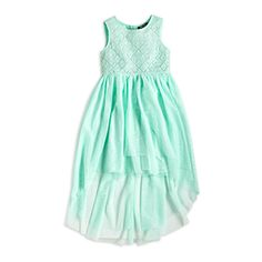 Dress+with+Tulle+Skirt+-+Lindex