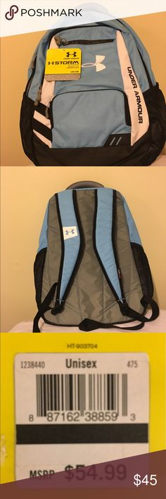 Under Armour Backpack Under Armour Backpack. NWT. Many compartments. OBO. Under Armour Bags Backpacks