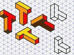 isometric letters - Google zoeken