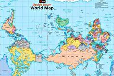 A world upside down.  upside_down_world-map.jpg (1050×700)