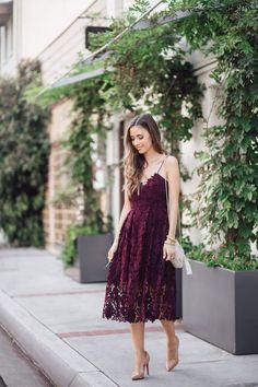 49a67d2c5f2e2c Кружевные платья-главный романтический тренд лета. Супер нежные образы. —  Мой милый дом