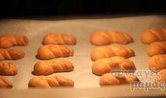 Κουλουράκια με πορτοκάλι νηστίσιμα Cookies, Biscuits, Cookie Recipes, Cookie, Cakes, Biscuit