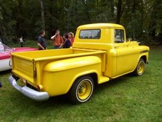 Chevrolet Pick Up 1958