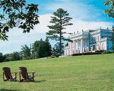 Scenic Relaxation in the Berkshires: Canyon Ranch in Lenox, MA