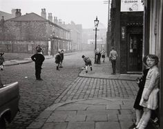 Salford by Shirley Baker