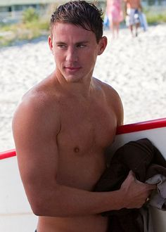 Channing Tatum.......need I say more