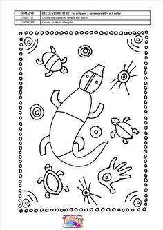 aboriginal symbols for kids ~ symbols kids Australia Map, Australia Animals, Australia Country, Aboriginal Symbols, Aboriginal Art, Aboriginal Education, Face Painting Designs, Dot Painting, Kids Art Class