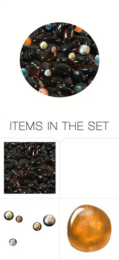 """""""stone O"""" by jennifer ❤ liked on Polyvore featuring art"""