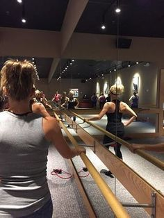 Pure Barre Kildeer - Deer Park, totally blown away by how difficult barre was! I challenge any athlete to try this. It may sound delicate but do not be fooled, this was one of the hardest classes yet! 20 of 30 complete. Thank you Faith and Lisa!