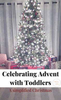 The Christmas season is such an exciting season for toddlers. Here's some exciting things we've enjoyed doing together as a family with toddlers to celebrate advent and the birth of Jesus. Christmas Activities For Toddlers, Toddler Activities, Toddler Christmas, Christmas Tree, Birth Of Jesus, Advent, Seasons, Holiday Decor, Celebrities