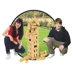 Giant Jumbling Tower