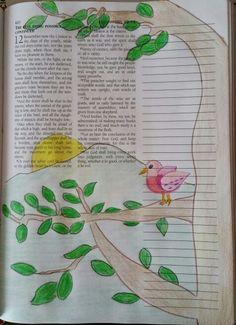 Ecclesiastes Bible Art Verses Journal Inspiration Journaling Caro Diario Scripture File System