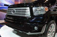 2014 Toyota Tundra Platinum: Chicago 2013