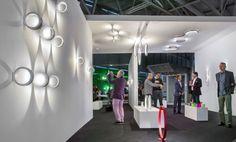 Light+Building exhibition #design #lightingdesign #madeinItaly http://www.cinienils.com/en/advertising/newsevents/2014