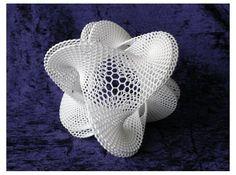 Honeycomb-borromean-surface MindEversion