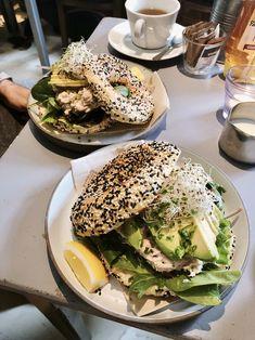 Bianca Ingrosso » MY SECOND HOME Salmon Burgers, Avocado Toast, Breakfast, Ethnic Recipes, Food, Morning Coffee, Salmon Patties, Eten, Meals