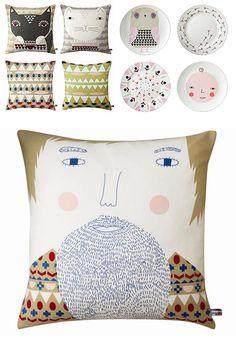 Donna Wilson's latest designs.