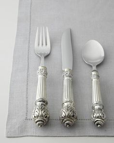 silver cutlery niemen marcus | how to clean silver plated silverware image search results