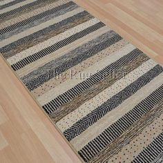 Woodstock hallway runners 32743 6332 in beige buy online from the rug seller uk Hallway Runner, Woodstock, Runners, Beige, Rugs, Crochet, Stuff To Buy, Home Decor, Hall Runner