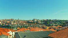 Un paseo por Oporto|Luis Cicerone - Vistas de Oporto desde Taylors, Porto, Portugal