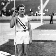 Babe Didrikson....Greatest female athlete in history  -- Track and field olympics