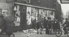 Doelstraat Haarlem (jaartal: 1940 tot 1945) - Foto's SERC