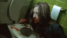 Brigitte was out in the garage, rounding up supplies, when her neighbour began to shriek hysterically. Movies Showing, Movies And Tv Shows, Tv Girls, Girls Club, Ginger Snaps Movie, Katharine Isabelle, Baby Witch, Coming Of Age, Horror Films