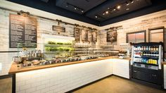 Inside Fast-Casual Salad Spot Garden Bar, Open Now