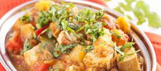 Try our Curry Stew as a vegetarian version with tofu, or start with fresh cooked chicken, which naturally lends itself to this succulent stew. Enjoy!
