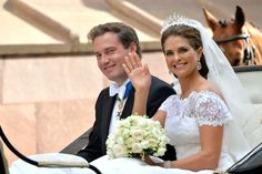 Princess Madeleine - The Wedding Of Princess Madeleine & Christopher O'Neill