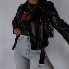 Edgy Outfits, Teen Fashion Outfits, Mode Outfits, Grunge Outfits, Cute Casual Outfits, Girl Outfits, Tomboy Fashion, Look Fashion, Modelos Fashion