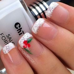 best christmas nails for 2017 64 trending christmas nail designs best nail art - Best Christmas Nail Design Ideas