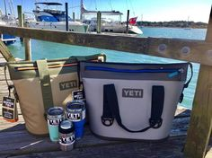Let's get this weekend started! See the new YETI Hoppers in both our Beaufort and North Hills stores.