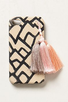 tassle iPhone case