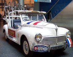 1954 Peugeot 203 Tour de France