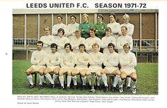 FA CUP FINAL 1972. Leeds United vs Arsenal. ~ THE VINTAGE FOOTBALL CLUB