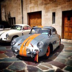 Porsche 356 Racer Wins a Prize