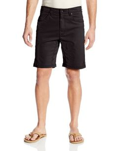 prAna Living Mens Bronson 9Inch Inseam Shorts Charcoal 36 * Want to know more, click on the image.