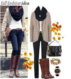 """""""Inspired...Fall"""" by luv2shopmom on Polyvore"""