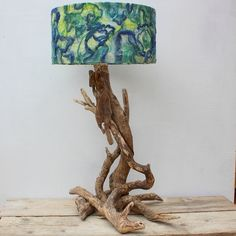 Driftwood Lamp.Drift Wood Table lamp,Driftwood Table lamp,Shade sold separately