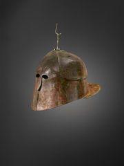 Bronze Apulo-Corinthian helmet