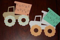 Cute idea for an invite