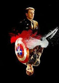 Captin america - marvel